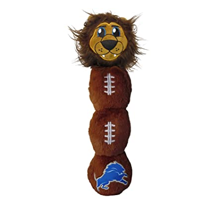 Amazon Com Nfl Detroit Lions Roary Lion Mascot Toy For Pets