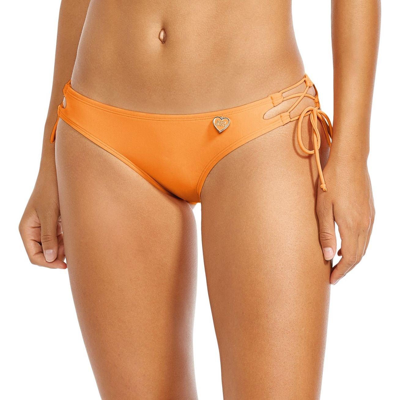 Body Glove Women's Smoothies Tie Side MIA Bottoms Mango X-Small
