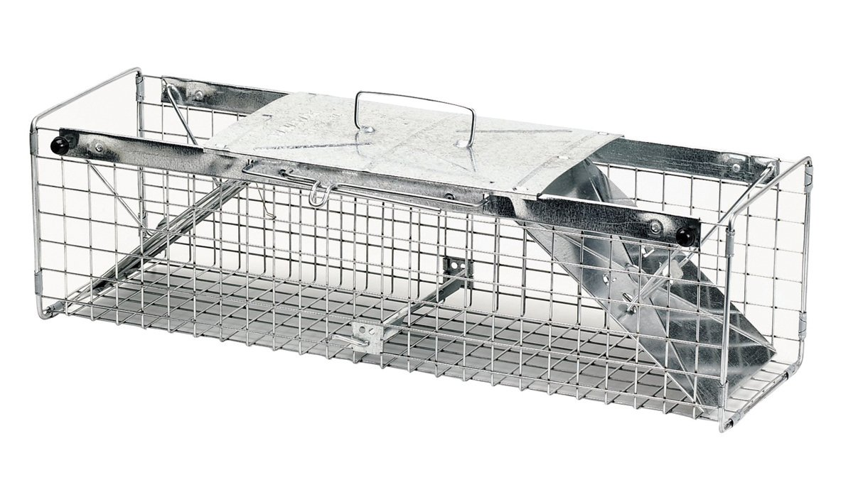Havahart 1020 408 g Live Animal Professional Cage Trap, Mice/Voles, 2 Doors, 25 x 7.6 x 7.6 cm Woodstream Europe Limited