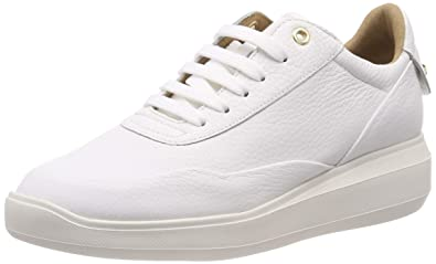 nueva llegada b2c5b db43f Amazon.com | Geox Women's D Rubidia a Low-Top Sneakers ...