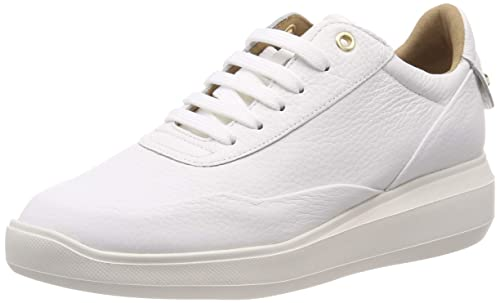 zapatillas geox mujer rojas white