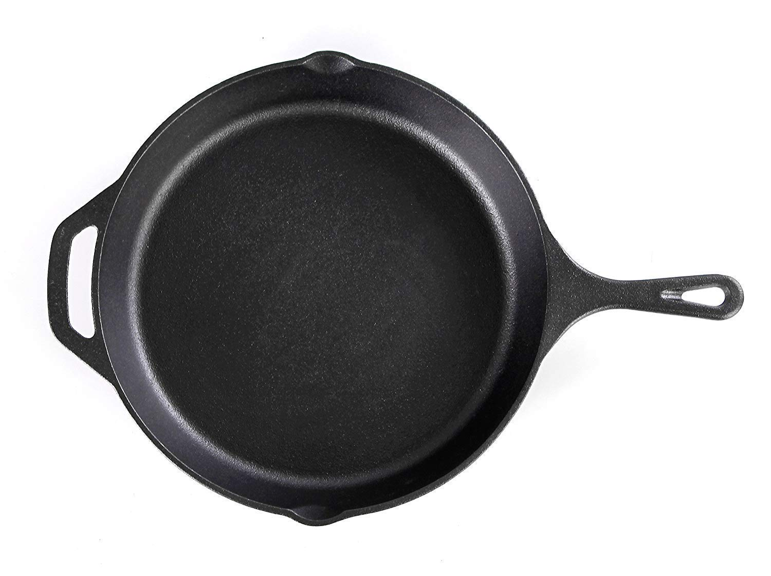 EWEI'S HomeWares Cast Iron Skillet, 12 inch Pre Seasoned Skillet Cast Iron Pan Ewei' s Homewares Cast Iron Skillet-12 inch updated