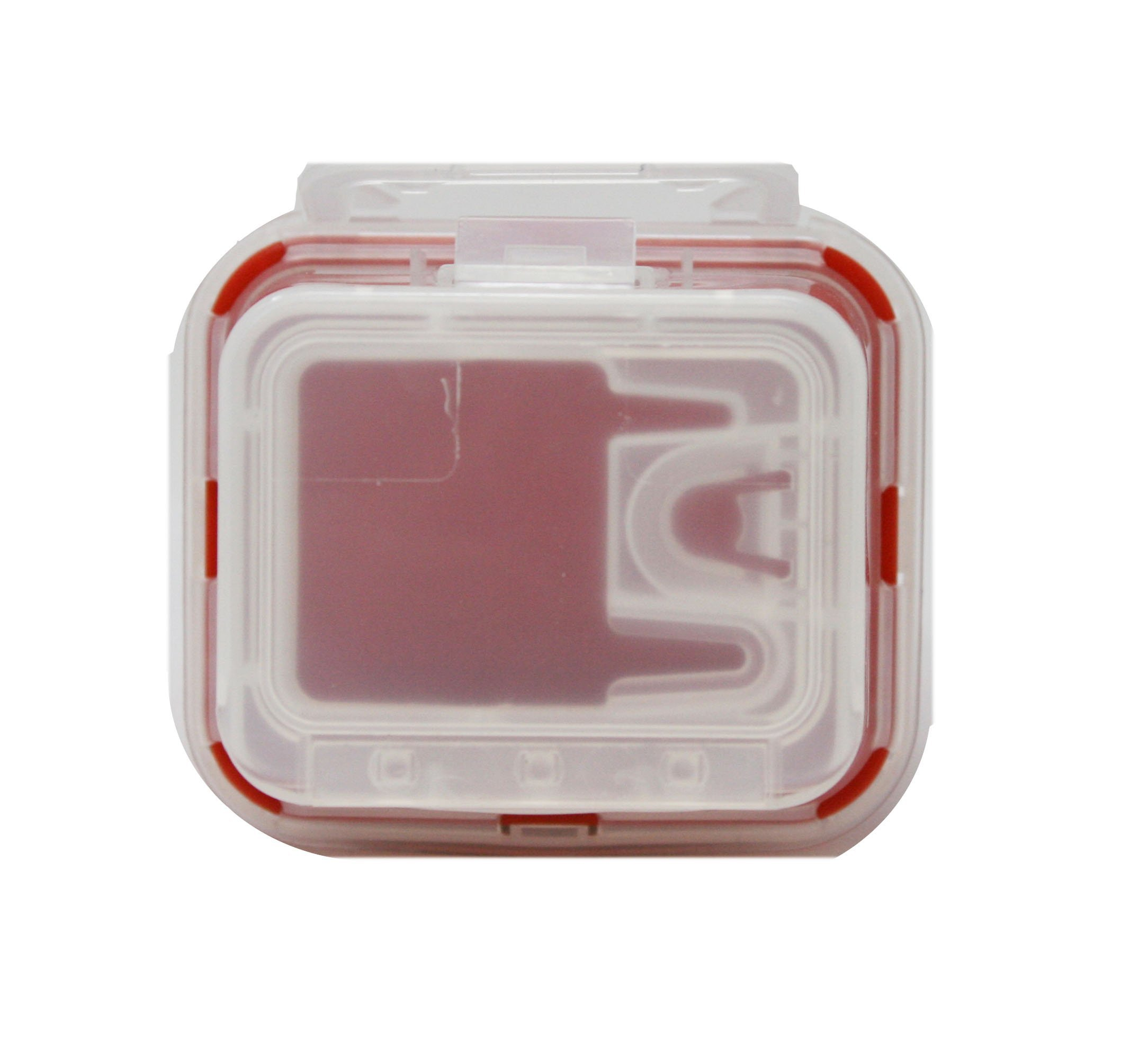 1.5 Quart Diabetic Sharps Container for Personal use by Oakridge Products, with Safety lid