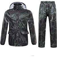 Ynport Crefreak Chaqueta Impermeable para Hombre o Mujer