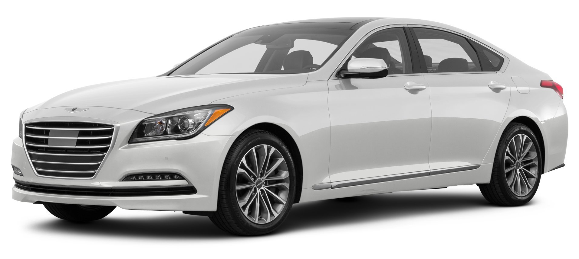 Elegant 2016 Hyundai Genesis 3.8L, 4 Door Sedan V6 All Wheel Drive ...