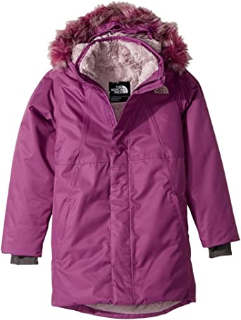 The North Face Kids Girls Arctic Swirl Down Jacket Little Kids//Big Kids