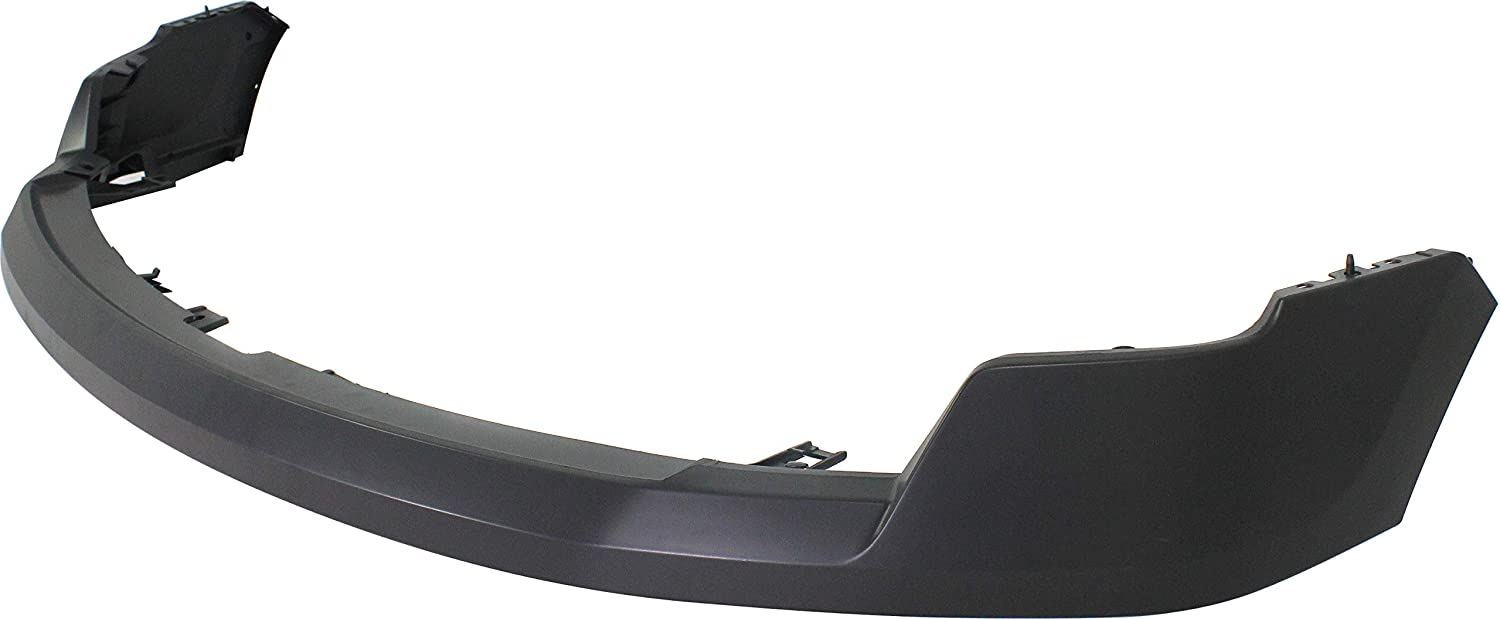 Front Bumper Cover Compatible with FORD F-150 2009-2013 Upper Primed