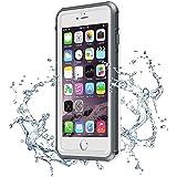 iPhone 7 Waterproof Case, YMCCOOL Underwater Cover Protective Shockproof Snowproof Dirtproof With Sensitive Touch Screen IP68 Certified Waterproof Case for iPhone 7 (4.7inch)