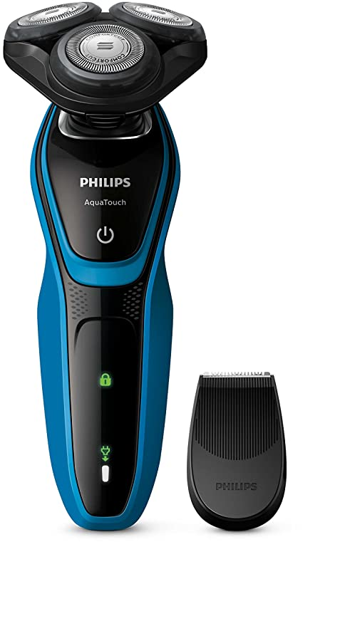 Philips S5050 06 Aquatouch Electric Shaver  Amazon.in  Health ... f45a8f952a899