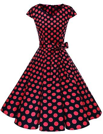 1950 Dresse Vintage Cocktail Dress
