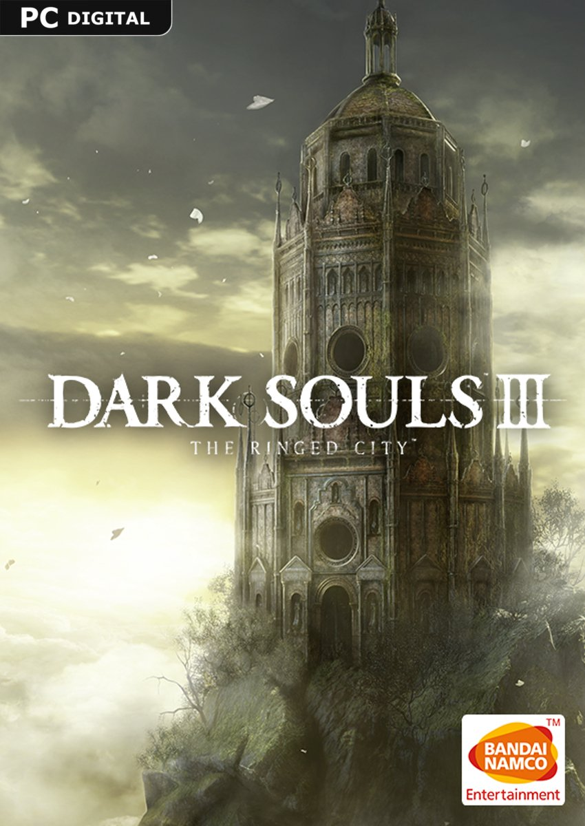 Dark Souls 3 - The Ringed City DLC [PC Code - Steam]