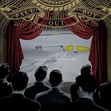 Fall Out Boy From Under The Cork Tree Vinyl Amazon Com Music