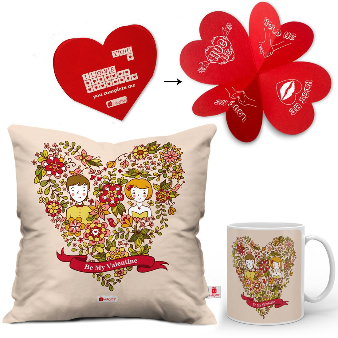 Buy Indi ts Valentines Day Be My Valentine Quote Heart of