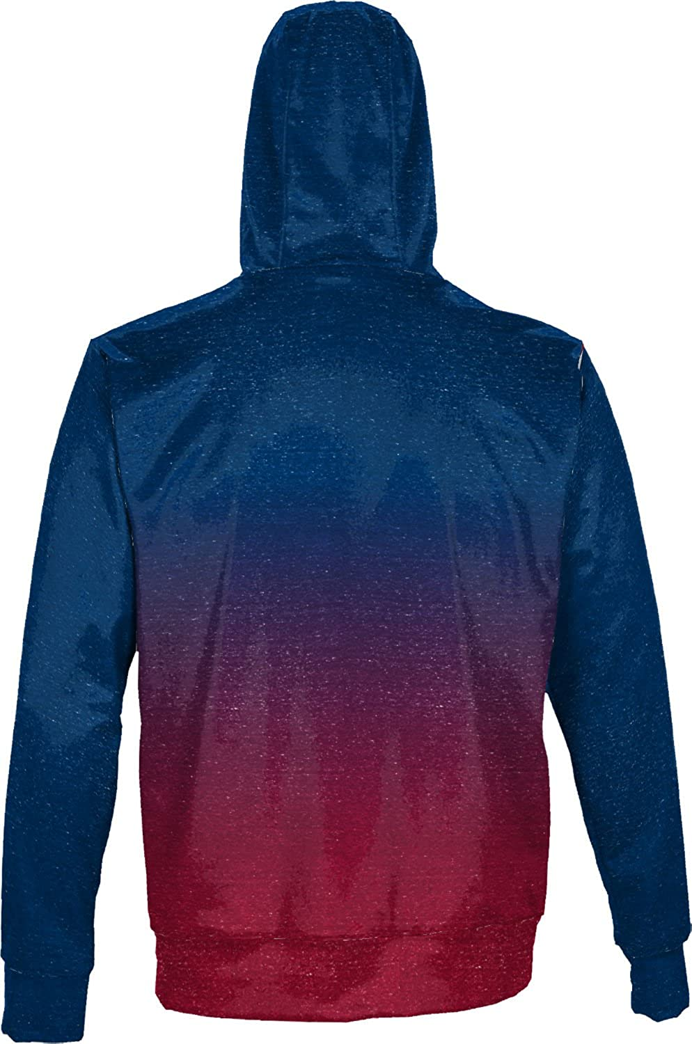 ProSphere University of Detroit Mercy Boys Full Zip Hoodie Ombre