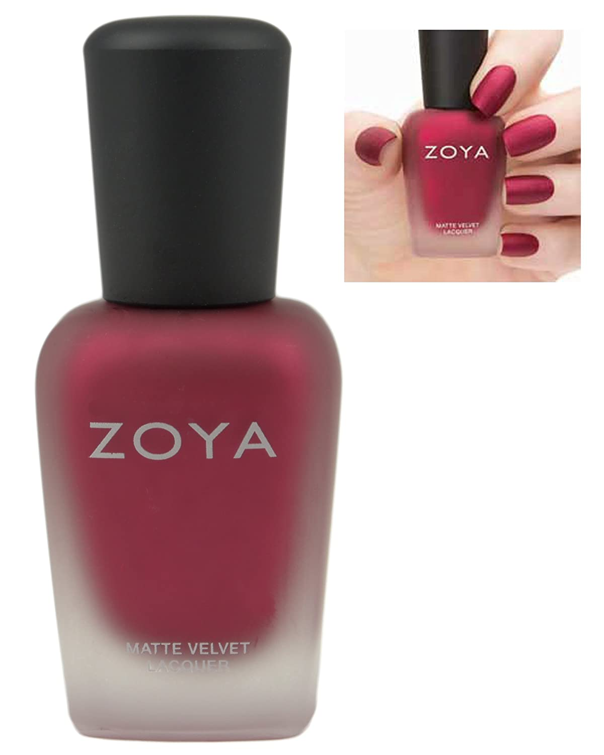 Amazon Zoya Matte Velvet Nail Polish LE