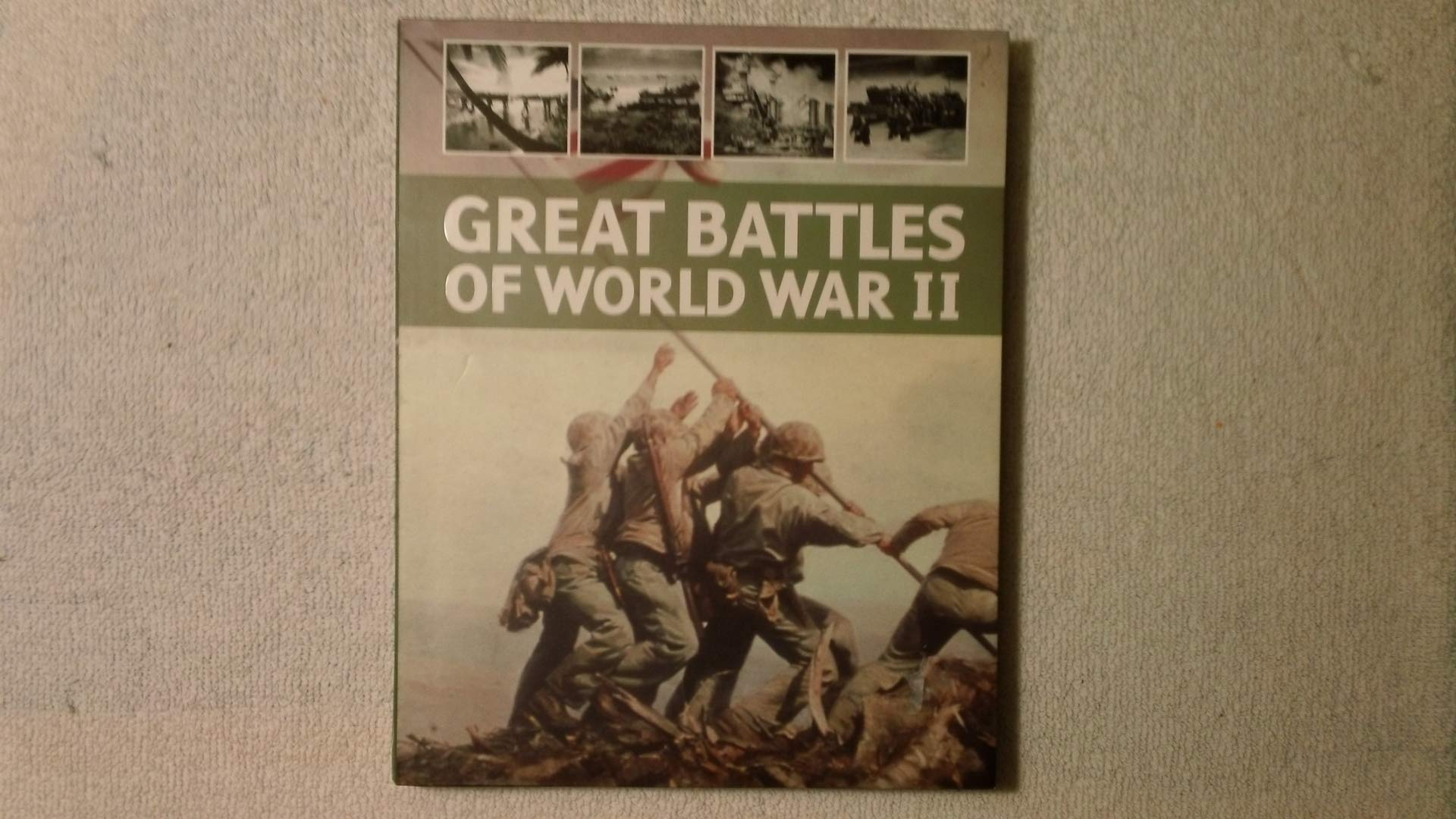 Great Battles of World War II pdf epub