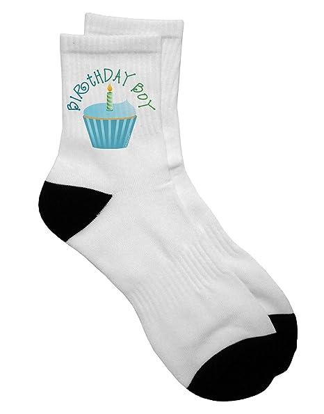 Amazon.com: TooLoud vela Boy – de cumpleaños Cupcake adulto ...