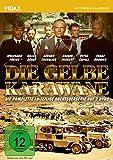 Die gelbe Karawane / Die komplette 13-teilige Abenteuerserie (Pidax Historien-Klassiker) [2 DVDs]
