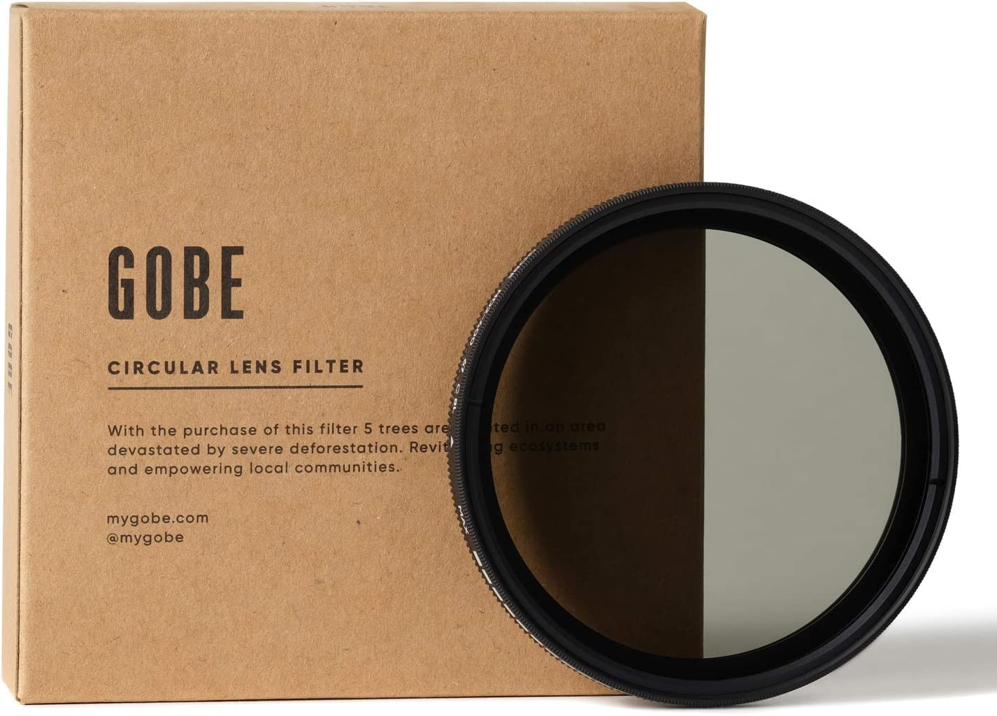 Filtros Nd Gobe Ndx 67mm Variable Nd (1 Unidad)