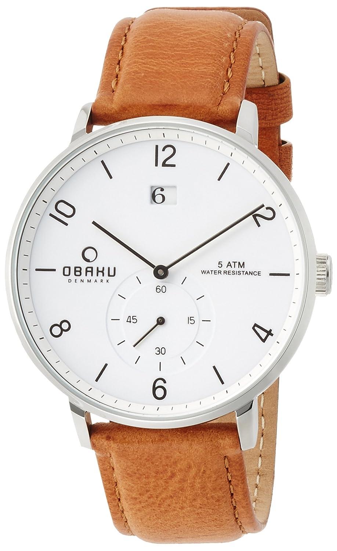 Obaku V190GDCWRZ Herren armbanduhr