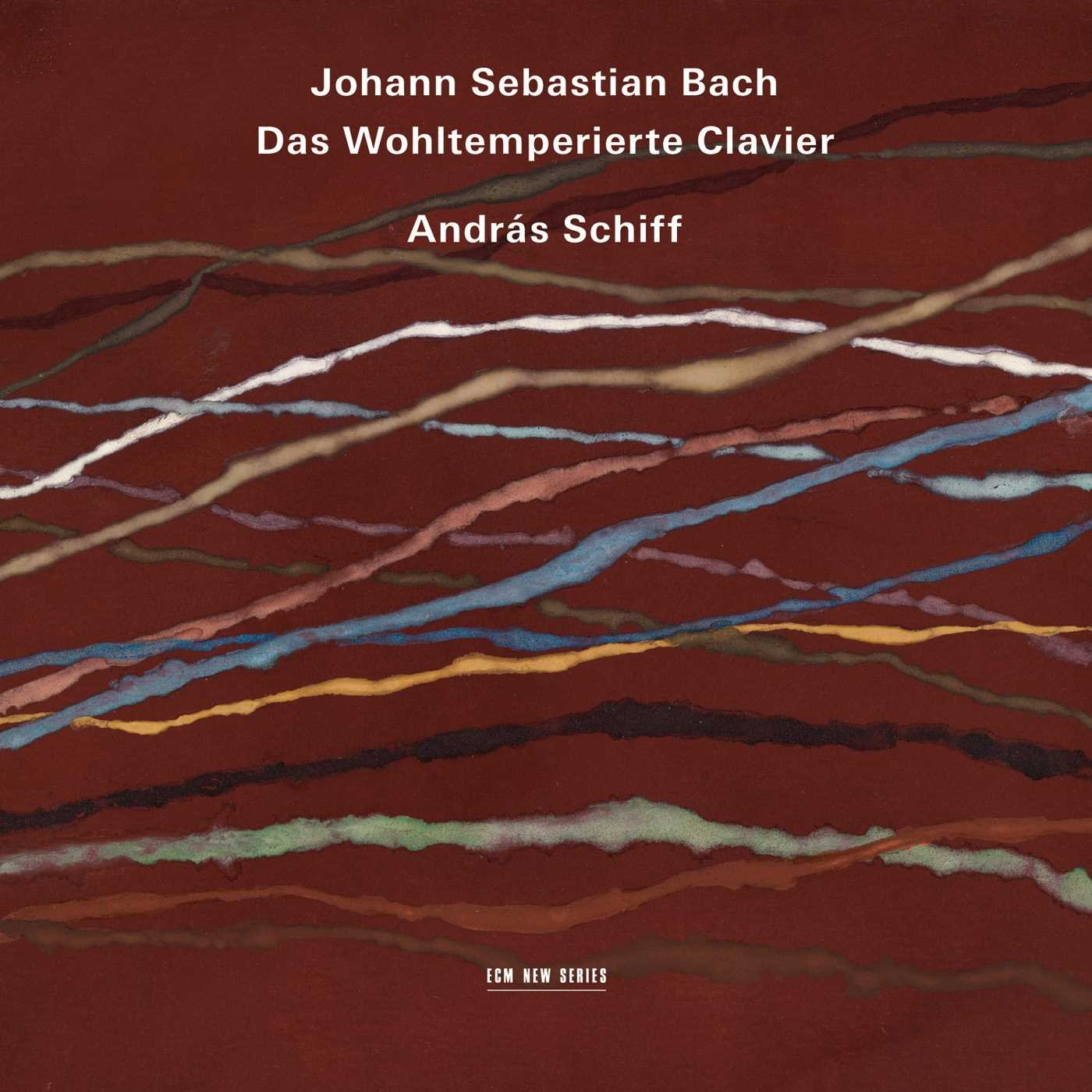 Bach: Well Tempered Clavier, Books 1 & 2 by ECM New Series