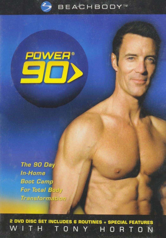Power 90: Tony Horton (The 90 Day In