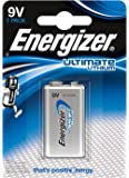 ENERGIZER Blister de 1 Pile Ultimate Lithium L522 E-BLOCK 9V