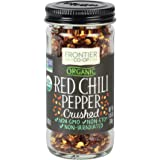 Frontier Co-op Certified Crushed Red Pepper, 1.05 Ounce