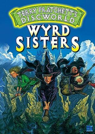Weird Sisters Terry Pratchett 5