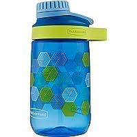 Contigo Squeeze Infantil com tampa de rosca à Prova De Vazamento, Azul, 414ML