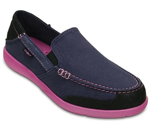 crocs - Zapatillas para Mujer, Color, Talla 37,5: Amazon.es: Zapatos y complementos
