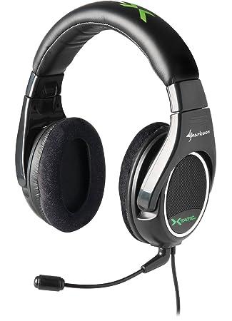 Sharkoon X-Tatic Digital- Auriculares