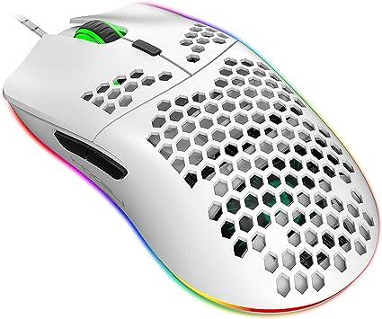 Jiacai 96g Programmierbare Gaming Maus Mit Leichter Computer Zubehör