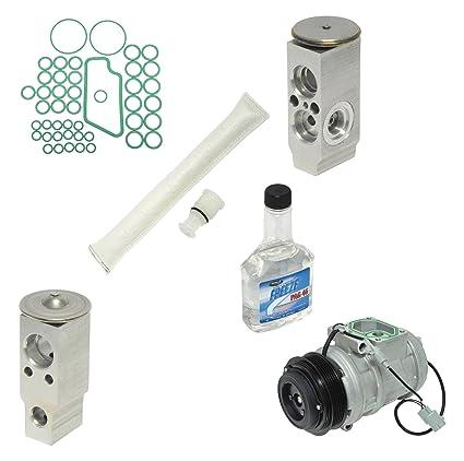 Universal aire acondicionado KT 1873 a/c compresor y Kit de componente