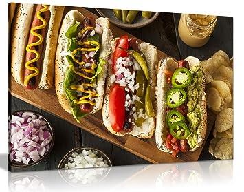 American Gourmet Grill Beef Hots perros restaurante de ...