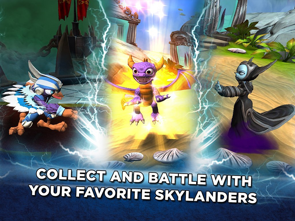 Skylanders Battlecast Booster Master Box (36 Booster Packs) - Android and iOS by Activision (Image #5)