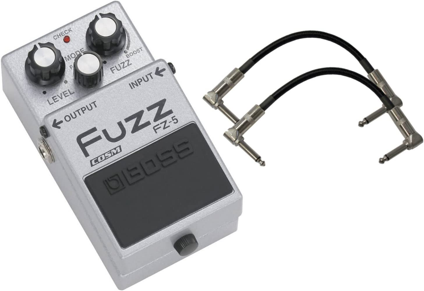 New TC Electronic Vortex Flanger Guitar Effects Pedal Fender Cables!