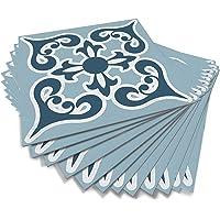 Alwayspon Schil en plak vloertegels, stok op vloertegels, Vinyl vloer kleverige rug sticker, antislip vloertegels…