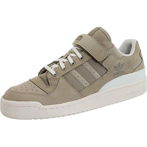 newest collection 7be57 1b07c Adidas Forum Lo, Scarpe da Fitness Uomo, Grigio (GrivapBlatiz  Ftwbla