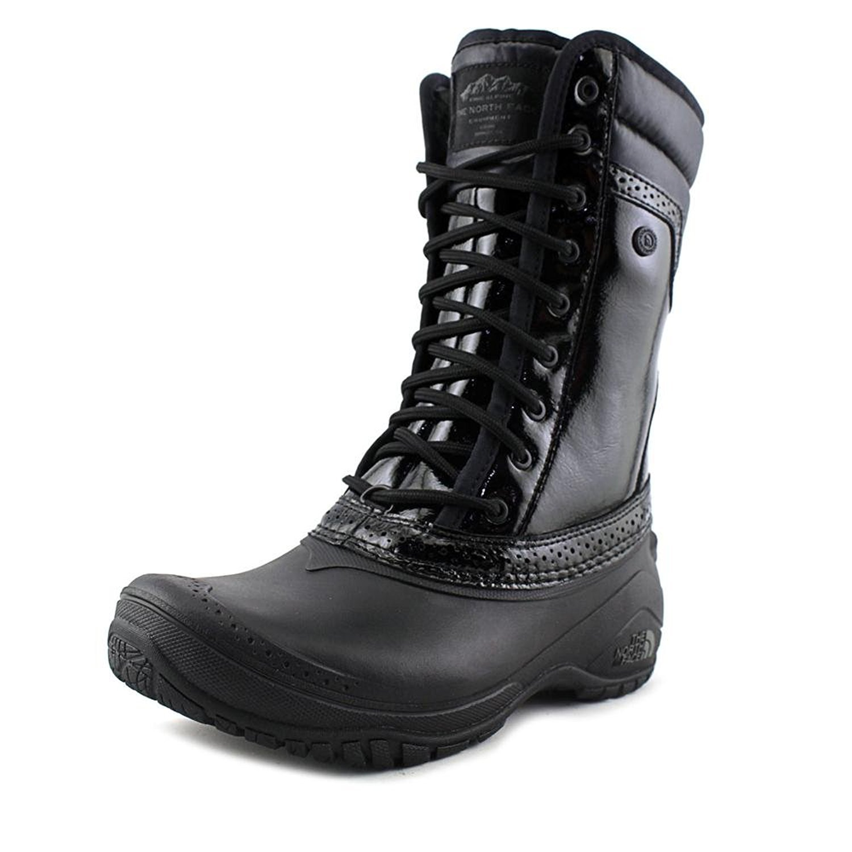 The North Face Shellista II Mid Luxe Boot Women's TNF Black/Graphite Grey 6.5