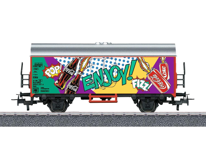 Märklin Start up 44216 Kühlwagen in Coca Cola® Gestaltung, Spur H0