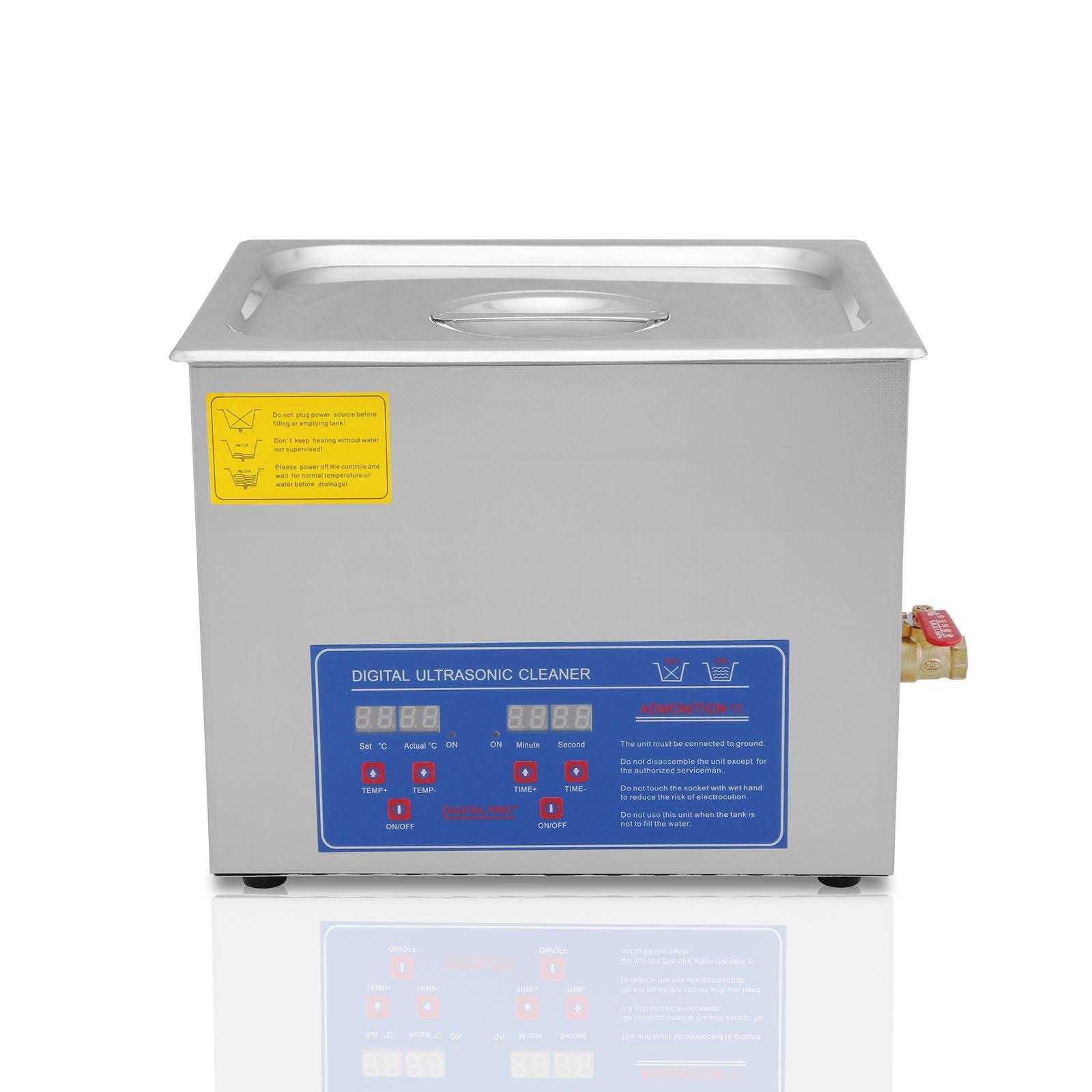 VEVOR Commercial Ultrasonic Cleaner (15L)