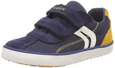 698a3bce16373 Geox Baby B Kilwi Boy G Low-Top Sneakers: Amazon.co.uk: Shoes & Bags