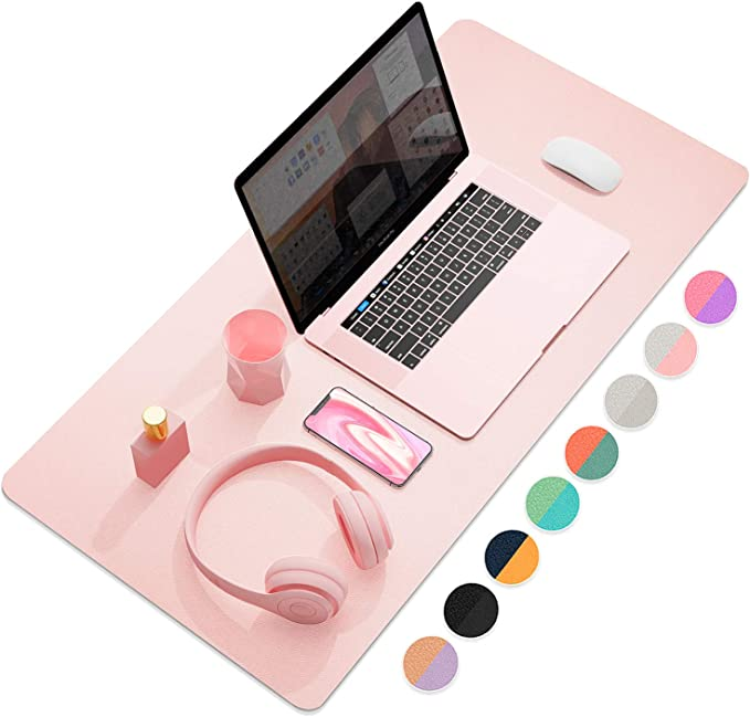 Dual-Sided Multifunctional Desk Pad