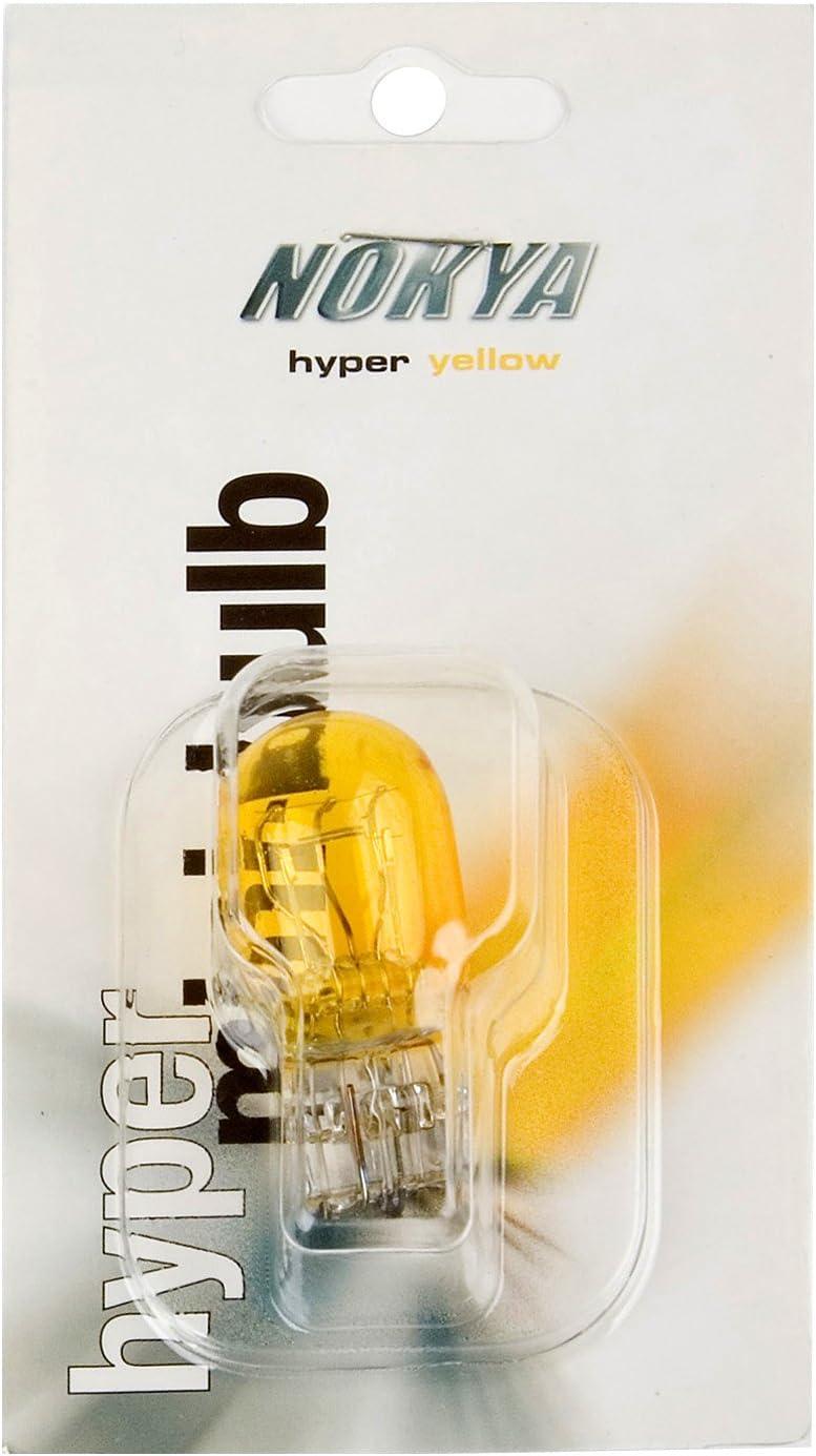 Putco 217443Y Mini-Halogen Bulb 7443 Pair Jet Yellow