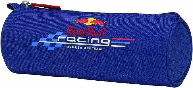 Red Bull Racing – Estuche redondo, color rojo