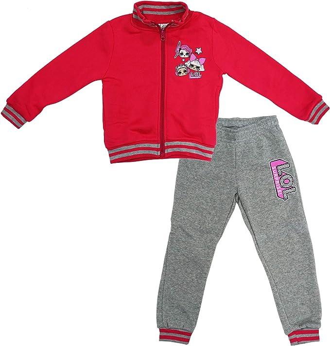 LOL Surprise Girls Next Level Trainingsanzug Hoodie Pullover und Jogginghose