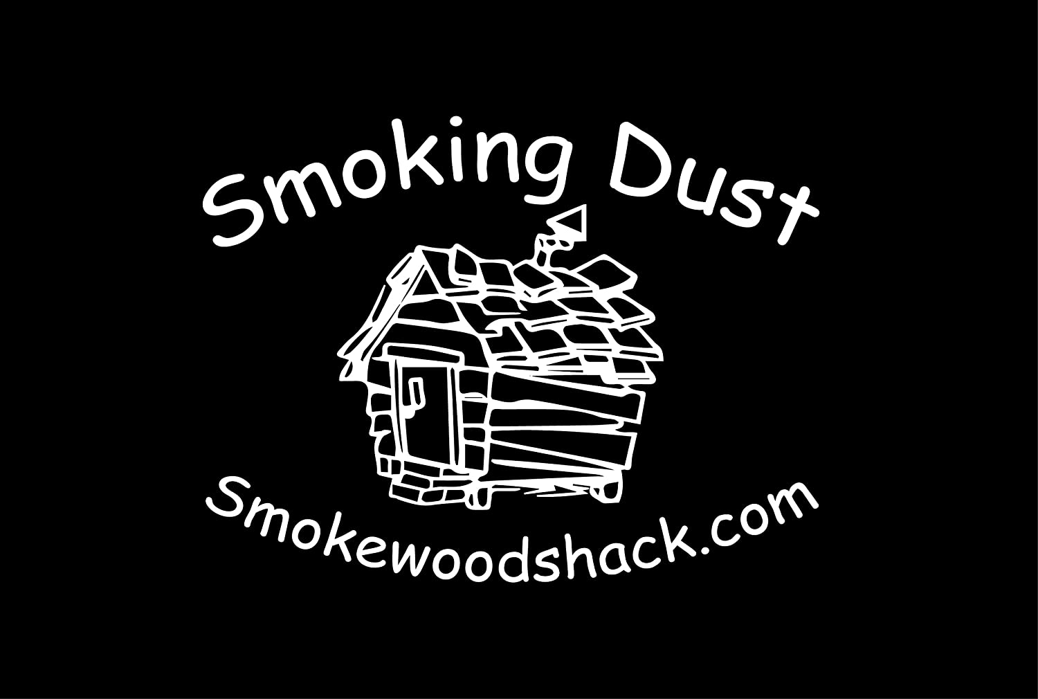 Smokewood Shack Hickory Smoking Wood Dust - DELIVERY INCLUDED