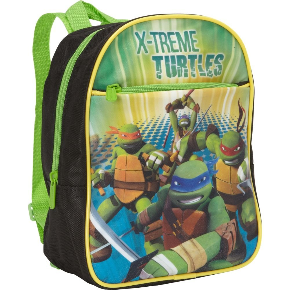 Nickelodeon Teenage Mutant Ninja Turtles Mini Backpack (Green)
