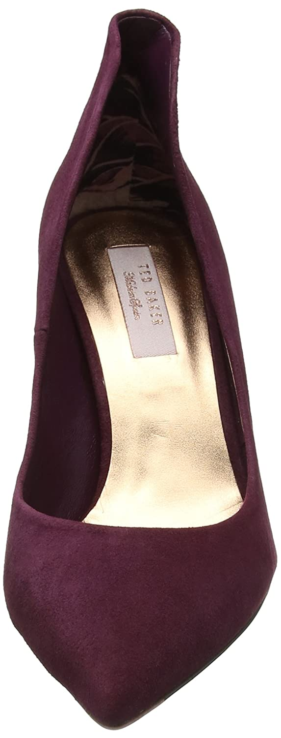 Ted Rot Baker Damen Savio Pumps Rot Ted (Burgundy) 681ca2